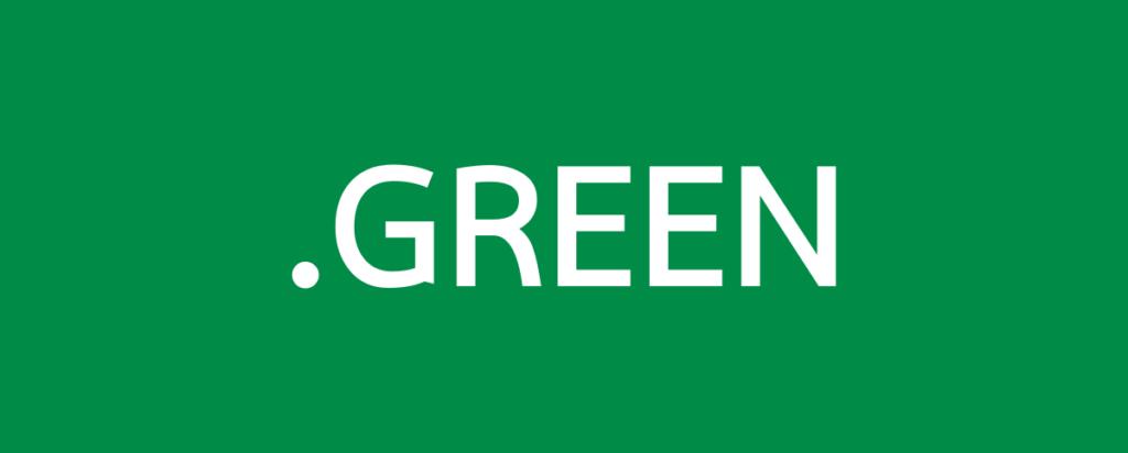 Dot Green logo