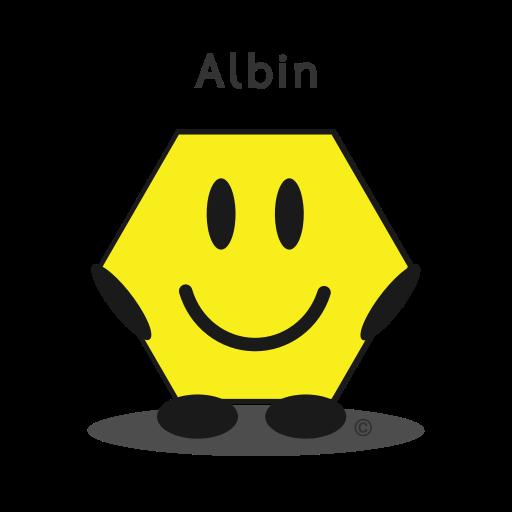 Albin Mascot